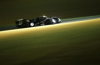 No. 7 Bentley, Le Mans 24 hours, 2003