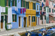 Coloured Houses - Burano, Italy