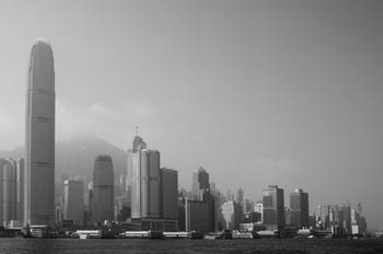 City Skyline - Hong Kong