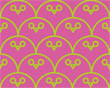 Owl Be Watching You - Pink Lime