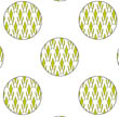 Paperchain Polka - Lime