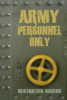 Army Personnel Only
