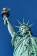Statue of Liberty, New York - close-up