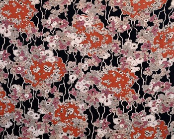 Printed Cotton Voile: V&A