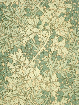 William Morris Wallpaper: V&A