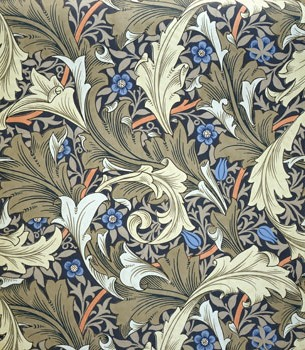 William Morris Granville Wallpaper: V&A