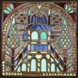 Islamic Stained Glass Window, Egypt