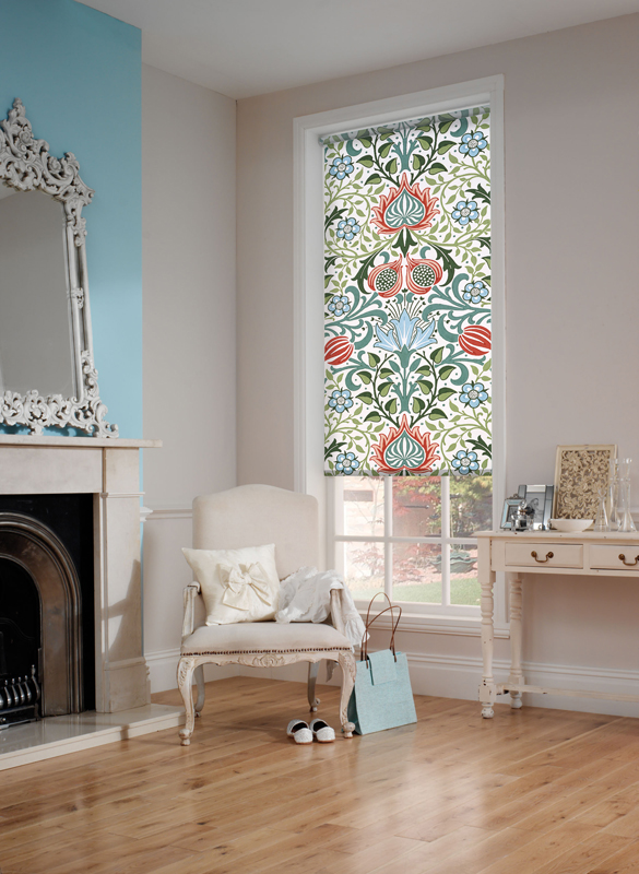 Roller Blind Design Inspiration From Creatively Different