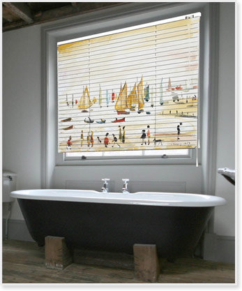 Printed Venetian Blinds Stunning Designer Blinds From