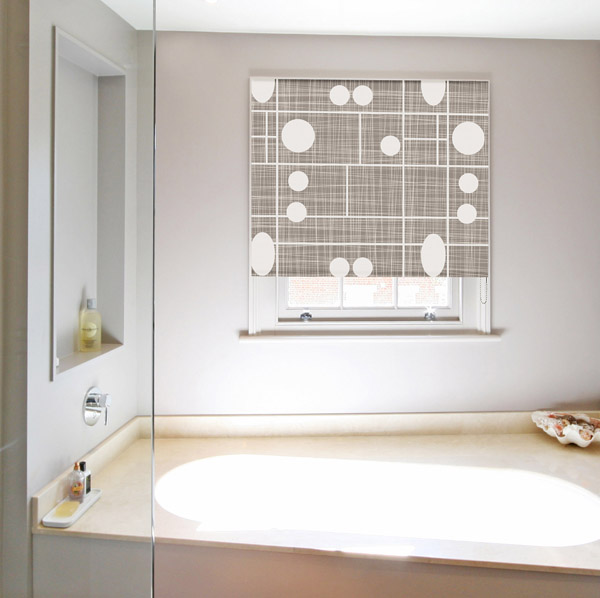 Express yourself in a distinctively creative way in 2013 for What type of blinds for bathroom